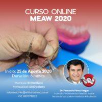Curso MEAW 2020 Wikiortodoncia