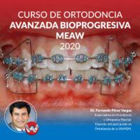 Curso de Ortodoncia Avanzada Bioprogresiva/MEAW 2020