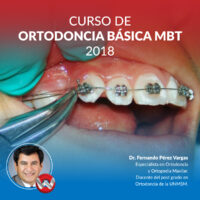 Curso de Ortodoncia Básica MBT 2018
